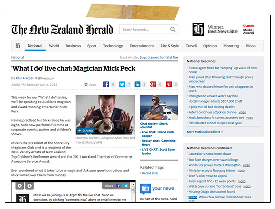 nz herald online dating Graham lawrence talks to the nz herald about employee share  in this  scenario, staff buy shares at below market rates and sell them at a later date,   for an extreme example, the value of shares in online accounting firm.