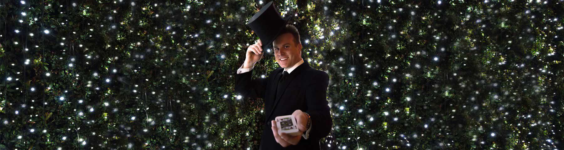 Blog of an Auckland Magician